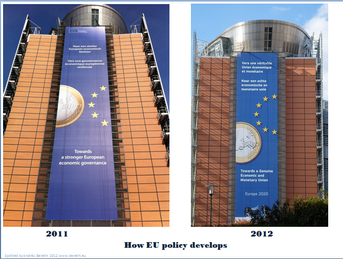 EU economic governance - how the euro crisis affects policy
