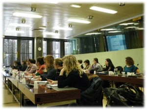 Luxembourg – Presentation to EU Trainees