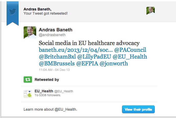 Social Media in EU
